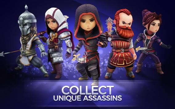 Assassin's Creed: Rebellion apk screenshot
