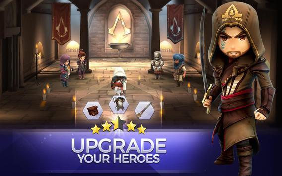 Assassin's Creed Rebellion apk screenshot