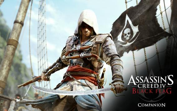 Assassin's Creed® IV Companion poster