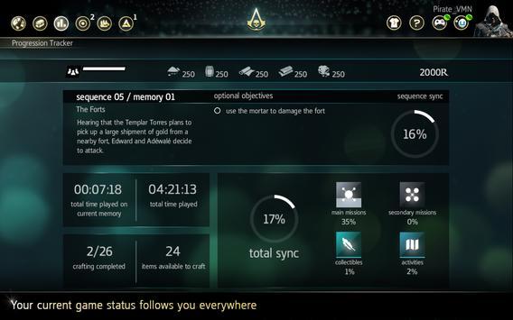 Assassin's Creed® IV Companion screenshot 2
