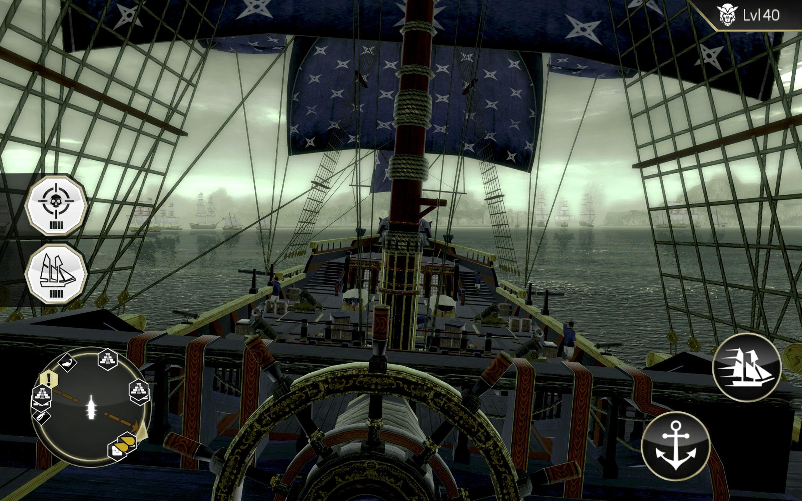 Assassin S Creed Pirates Apk Download Combat With Your Ship Be Wealthy Or Be Die