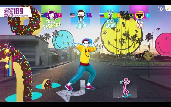 Just Dance Now скриншот приложения