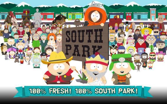 South Park: Phone Destroyer™ apk screenshot