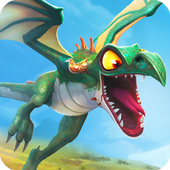 Hungry Dragon™ icon