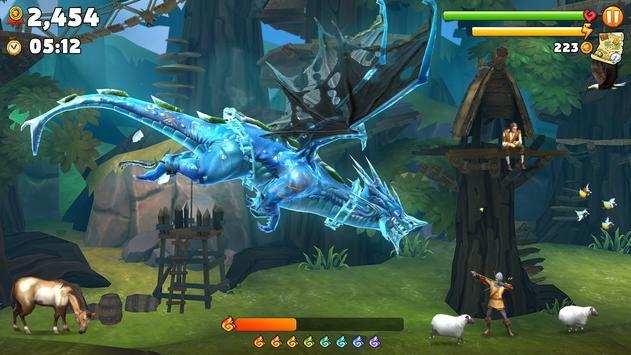 Hungry Dragon™ screenshot 5