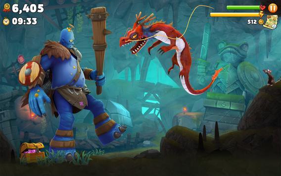 Hungry Dragon™ screenshot 8