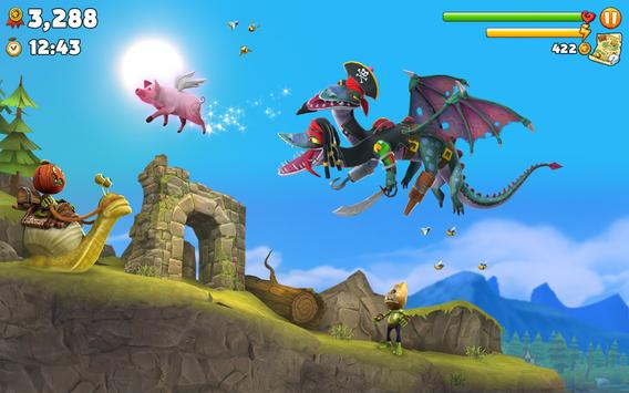 Hungry Dragon™ screenshot 9