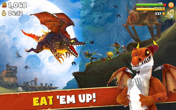 Hungry Dragon™ screenshot 13