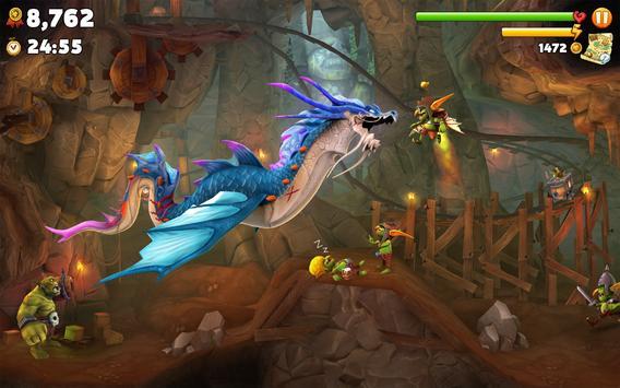 Hungry Dragon™ imagem de tela 10