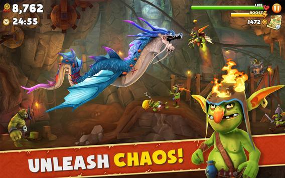 Hungry Dragon™ screenshot 10