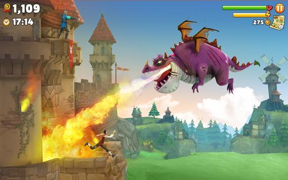 Hungry Dragon™ screenshot 12