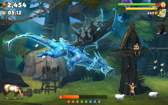 Hungry Dragon™ screenshot 17