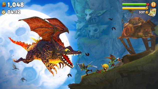Hungry Dragon™ screenshot 1