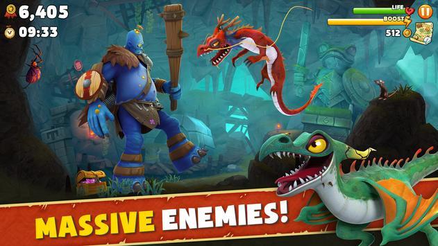 Hungry Dragon™ imagem de tela 2