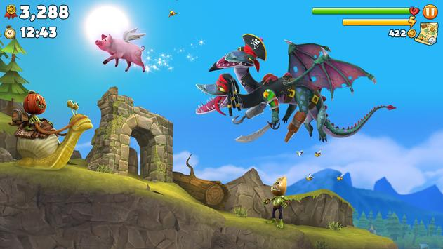 Hungry Dragon™ screenshot 3
