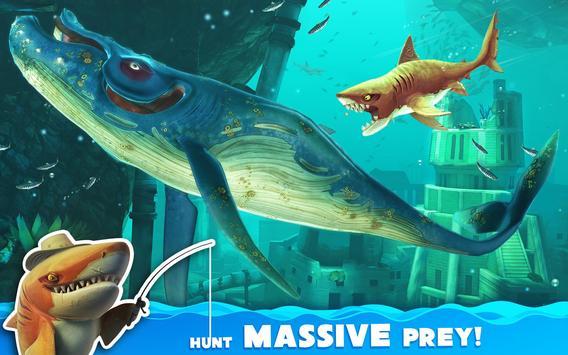 Hungry Shark 截圖 18