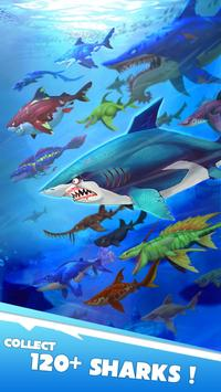 Hungry Shark Heroes Poster