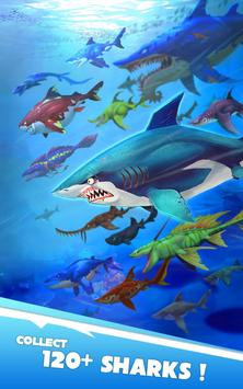 Hungry Shark Heroes captura de pantalla 14