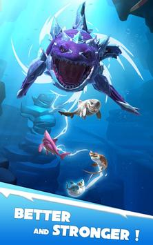 Hungry Shark Heroes captura de pantalla 16