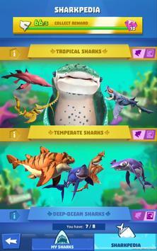 Hungry Shark Heroes captura de pantalla 20