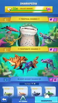 Hungry Shark Heroes captura de pantalla 6