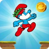 Smurfs Epic Run icon