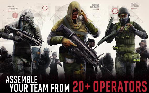 Tom Clancy's ShadowBreak apk screenshot