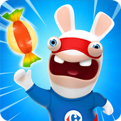 Carrefour Rush Lapins Crétins icon