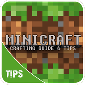 Crafting Tips Minecraft: PE icon