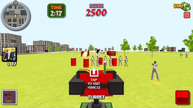Gangster Mafia - Street City super shooter screenshot 1