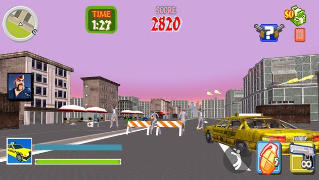 Gangster Mafia - Street City super shooter screenshot 7