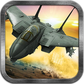 F16 Fighting  Falcon Endless: Air fight Wings Game icon