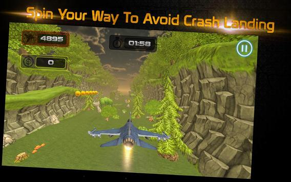 F16 Fighting  Falcon Endless: Air fight Wings Game apk screenshot