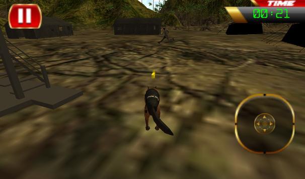 Police Dog Crime Training apk screenshot