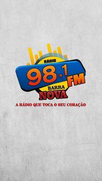 Barra Nova FM poster