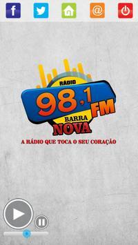 Barra Nova FM apk screenshot