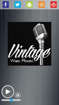 Vintage Web Radio apk screenshot