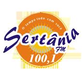 Rádio Sertânia FM - 100,1 icon