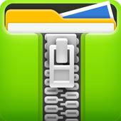 ikon Buka Arsip Oleh UC Browser