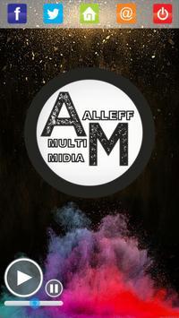 Alleff Multimídia poster