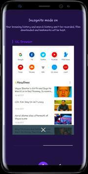 UC Browser screenshot 1