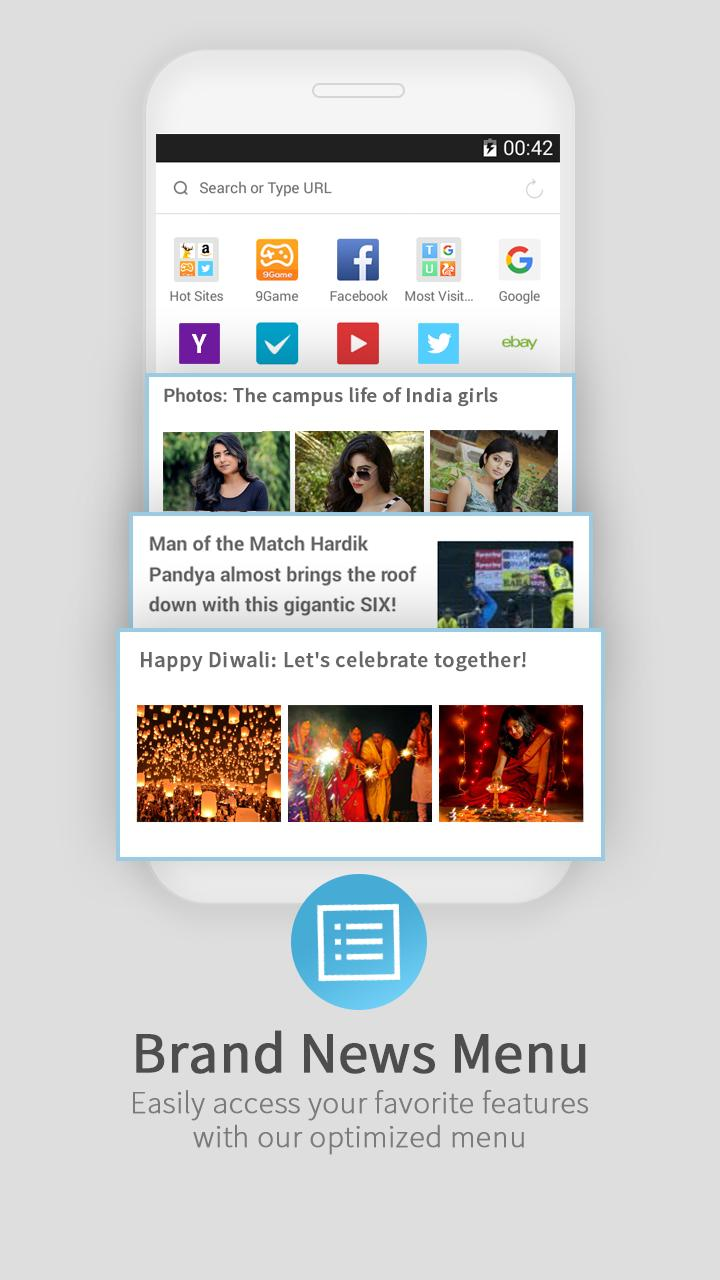 UC Browser Mini for Android Go for Android - APK Download