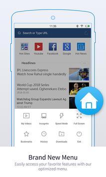 UC Browser Mini - Navegador Poster