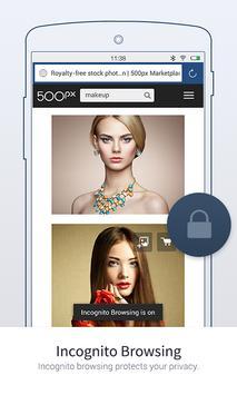 UC Browser Mini - Navegador captura de pantalla de la apk