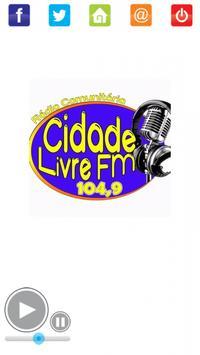 FM Cidade Livre poster