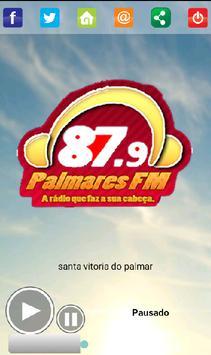 PALMARES FM poster