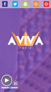 Rádio Aviva Lite screenshot 1