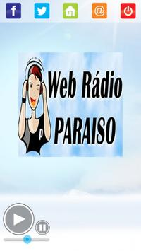 Rádio Paraíso FM screenshot 1