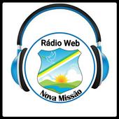 Rádio Web Nova Missão icon
