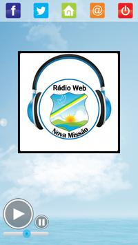 Rádio Web Nova Missão screenshot 1